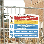 Site Safety & Jumbo Safety Signs