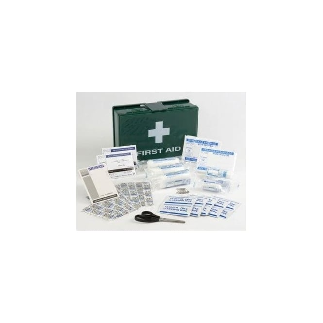 Steroplast Vehicle First Aid Kit PLUS