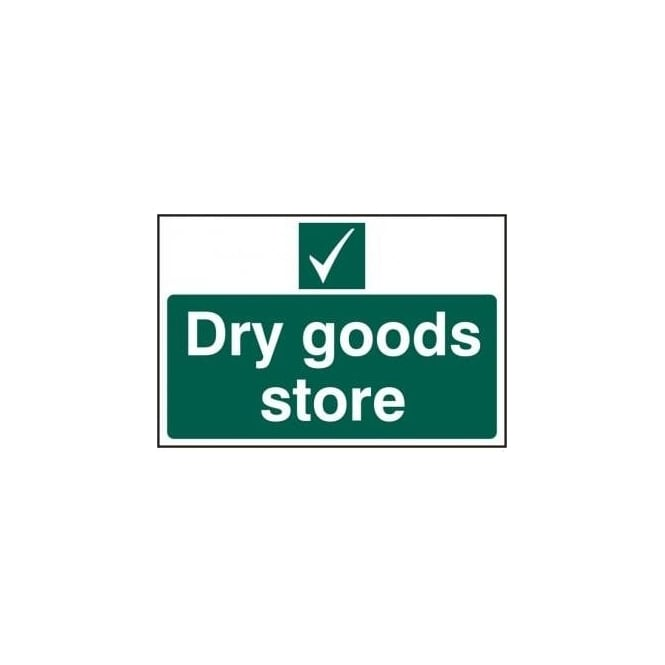 Complete Safety Supplies Dry Goods Store Sign