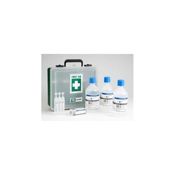 Steroplast Eyecare Station - First Aid Eyecare