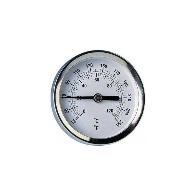 ETI Radiator or Pipe Thermometer - Magnc