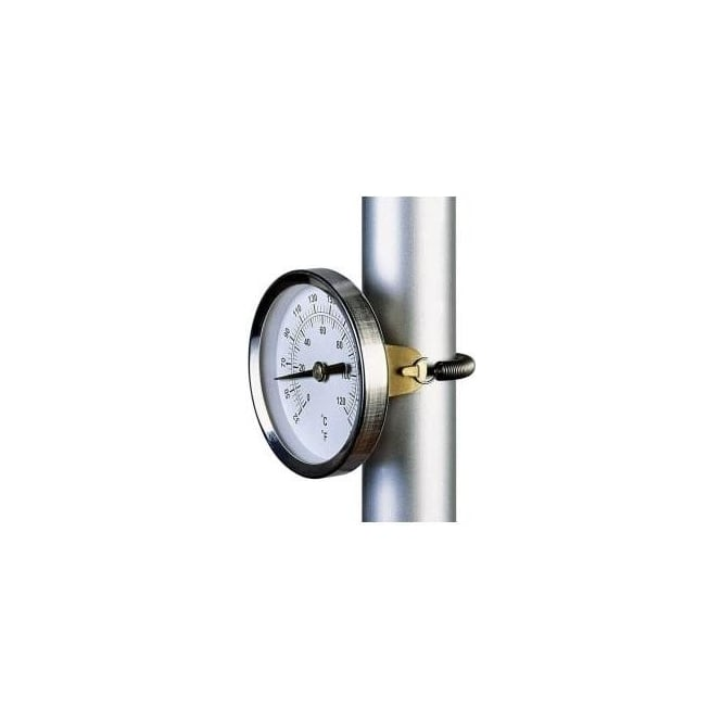 ETI Pipe Thermometer – Dial Surface