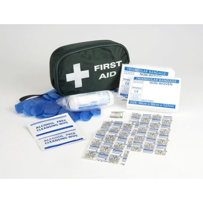 Steroplast Single Person Catering First Aid Kit