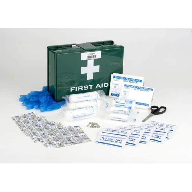 Steroplast Vehicle Catering First Aid Kit
