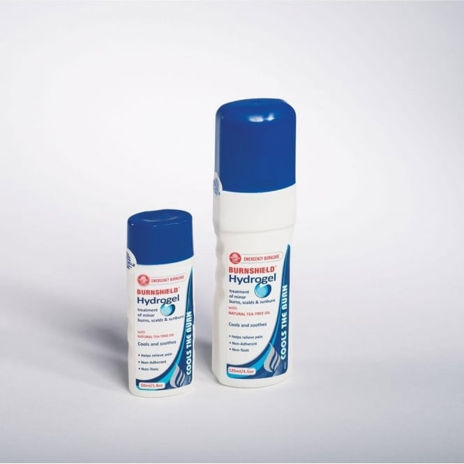 Burnshield Hydrogel Spray