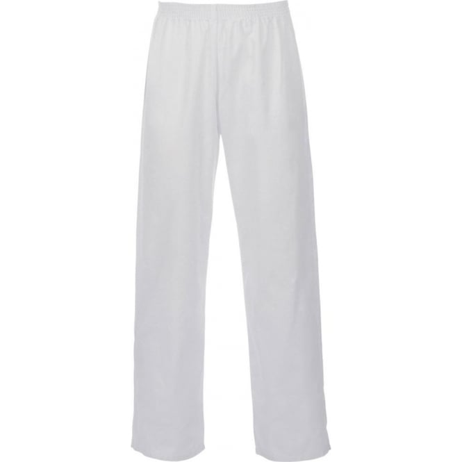 Supertouch Polycotton Food Safe Trousers Without External Pockets