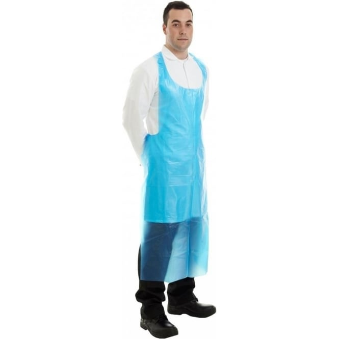Supertouch PE Disposable Aprons 50 Micron (Box 500)