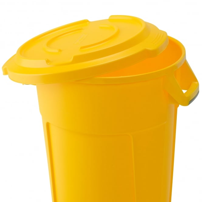 Klipspringer Heavy Duty Coloured Waste Bin Lids