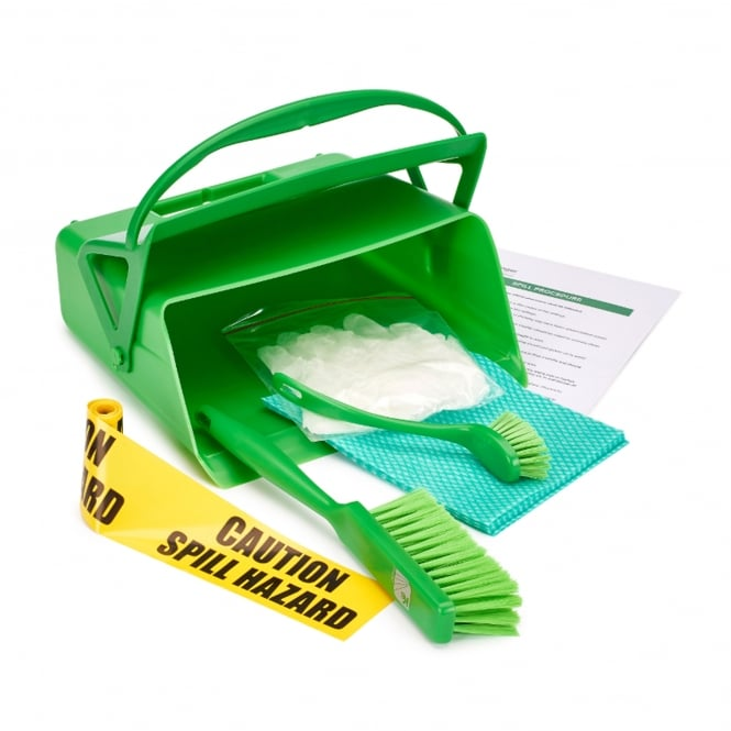 Klipspringer Allergen Spillage Kits For Powders