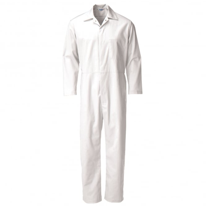 Alsico Polycotton Food Trade Coverall With Pockets