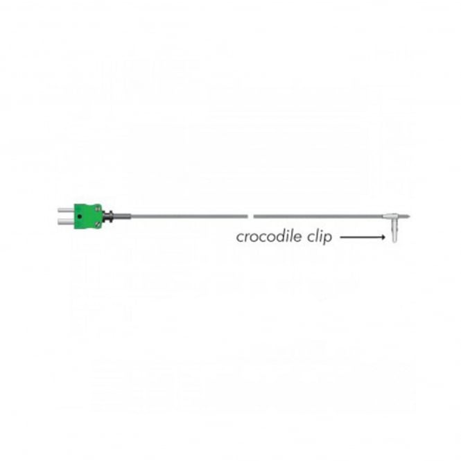 ETI Crocodile Clip Oven Temperature Probe