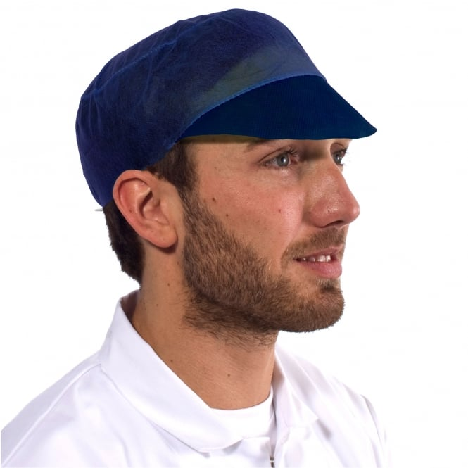 Supertouch Disposable Peaked Cap (pack of 500)