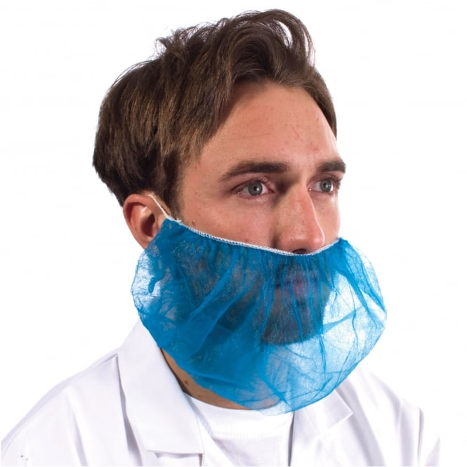 Supertouch Disposable Non-Woven Beard Mask (Pack of 1000)