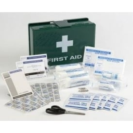 Vehicle First Aid Kit PLUS
