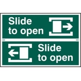 Slide To Open Left and Right