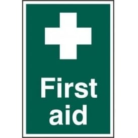 First Aid Sign - 200 x 300