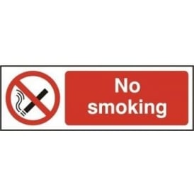 No Smoking Sign - SAV or RPVC
