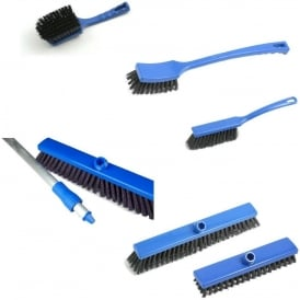 Detectable Bristled Brushes & Brooms