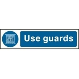 Use Guards - Mini Signs