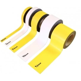 Magnetic 'Easy Wipe' Racking Strip