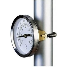 Pipe Thermometer – Dial Surface