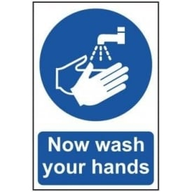 Now Wash Your Hands