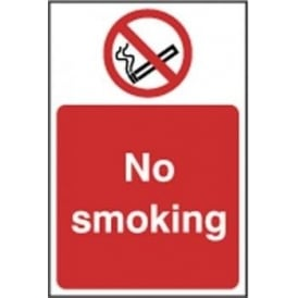 No Smoking Sign - Multiple Sizes
