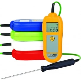 FoodCheck Thermometer With Penetration Probe