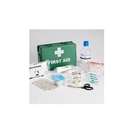 BS-8599-1 Compliant Travel First Aid Kit