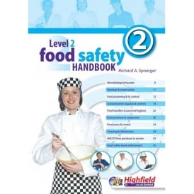 Food Safety Handbook - Level 2
