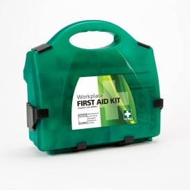 First Aid Kit Workplace Compliant With BS-8599 British Standard