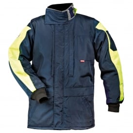 Hi Vis Freezer Jacket X24J - EN342 Certified
