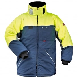 Hi-Vis Freezer Jacket X33J