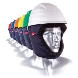 Cold Environment Hard Hat with Liner EN397 Certified (Zero VAT)