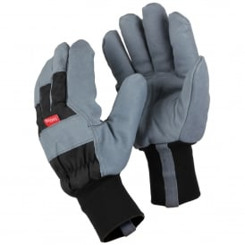 FlexiTog Sherpa Fleece Lined Leather Glove - FG610