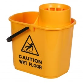 Professional Colour Coded Mop Buckets