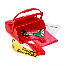 Glass Breakage Cleanup Kit