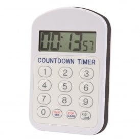 Water Resistant Digital Countdown Timer