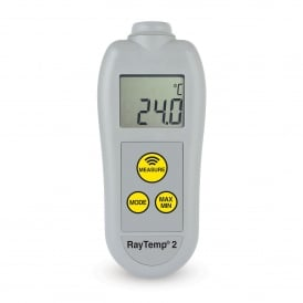 RayTemp 2 High Accuracy Non-Contact Thermometer