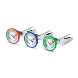 Professional Barista Colour Coded Milk Thermometers Pack Of 3