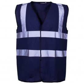 Supertouch HI-Vis Coloured Vest